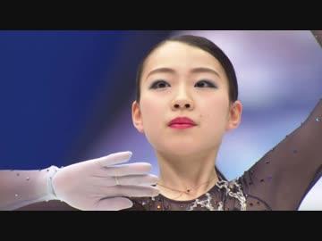 紀平梨花 Rika KIHIRA FS World Championships 2019