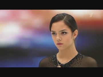 エフゲニア・メドベージェワ Evgenia MEDVEDEVA FS World Championships 2019