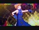 ペルソナ4 ダンシング・オールナイト_里中千枝_群青色の衣装