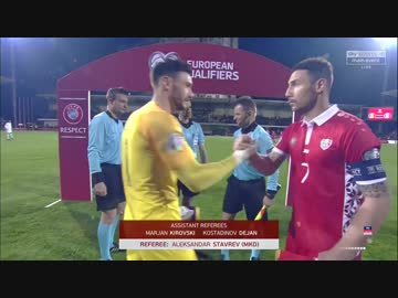 《EURO2020》 【GS:グループH】 [第1節] モルドバ vs フランス(2019年3月22日)