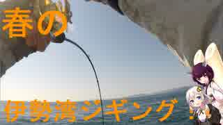 海から遠くても海釣りに行きたい① 伊勢湾