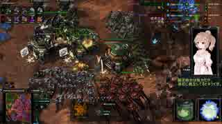 【StarCraft2】観戦しようスタクラ2・LWJ1