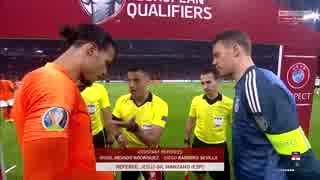 《EURO2020》 【予選:グループC】 [第2節