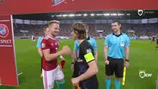《EURO2020》 【予選:グループD】 [第2節
