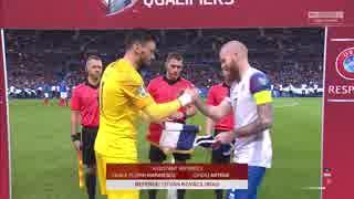 《EURO2020》 【予選:グループH】 [第2節