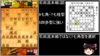 【将棋ウォーズ】菊ちゃん流振り飛車Part1