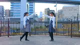 【@ひふみ×霊華】インタビュア【踊ってみた】