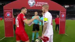 好カードで激闘 《EURO2020》 【予選:グ