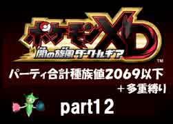 ポケモンXD実況 part12【ノンケ冒険記★合