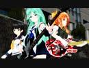【MMD艦これ】磯風+αで『ロストワンの号哭』1080p 追加公演(再投稿)