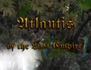 【RCT3】Atlantis of the Lost Empire