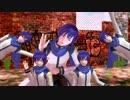 【MMD】ダンス首絞めダンス【モーショントレース】