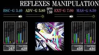 【GITADORA】REFLEXES MANIPULATION【Re:E
