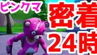 【Fortnite】ピンクマ密着24時【フォート