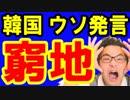【韓国 速報】日本が厳しい制裁報復措置を発言しただけで韓国政府がパニック状態!報道官も辞任!韓国終わったな…海外の反応『KAZUMA Channel』