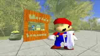 [スーパーマリオ64]マリオのレモネード屋台