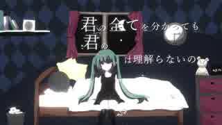 【初音ミク】 独りよがりのグルーピー - Damin