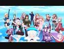 【アイドル部MMD】*〜アスタリスク〜 【再現MMD】