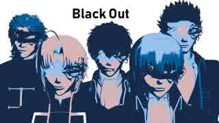 【MMD銀魂】Black Out【8周年記念】