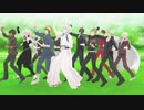 【MMD刀剣乱舞】紙芝居&きょうもハレバレ【おじいちゃんず/刀剣男子8振り】