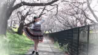 【ももかん】 春に一番近い街 踊ってみ