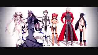【fate/MMD】二つのカルデアでLaLaLa危