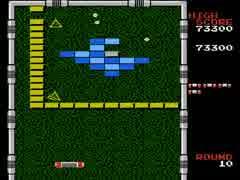 【TAS】アルカノイド(NES) in 11:12.57
