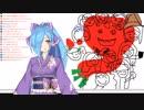 【ヤマトイオリ】赤いおじさん、転生の儀&初一丁締め【初回生放送】