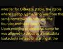 【英語リスニング】大相撲力士「遠藤」の来歴を英語で聞いてTOEICのPart3,Part4はバッチリ(俺のTOEIC対策)[俺のシリーズ]