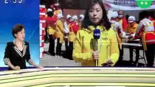江原道の山火事で家を失った600人の被災者は体育館で不便な生活