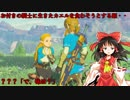 【ゆっくり実況】巫女と仙人のぶらりハイラル救済の旅 Part12...