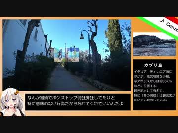 【 RTA 】 Pokemon GO Capri Island Monte Solaro Capture