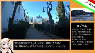 【RTA】ポケモンGO カプリ島 モンテ・ソラーロ 攻略