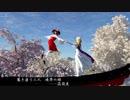 【東方ニコ楽祭・花見】 博麗神社境内 東洋楽器アレンジ 【東方平成回想曲】
