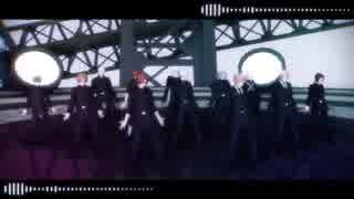 【APヘタリアMMD】枢連+親分+マシュー 12人で rea-son