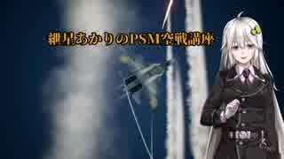 【ACE7】戦闘妖精・紲星あかり番外編 PSM空戦講座【紲星あかり】