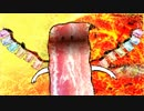 B.C.ムシャムシャくんは共食いなのか?最終家畜加工肉ムシャンドール・B