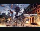 【EDF Iron Rain】ゲーム紹介&赤うさぎのHARDEST攻略記  Part1 「チュートリアル」