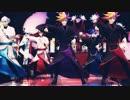 【遊戯王MMD】藤木遊作&Playmaker&Ai&鴻上了見&リボルバーで一騎当千【VRAINS】
