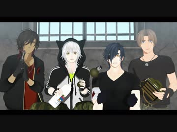 "【 MMD Touken Ranbu 】 ""short SHOT story 15"""