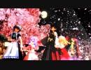 【東方ニコ楽祭・花見】 幻想の永遠祭
