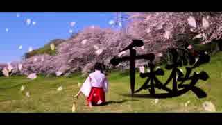【*ふく´ Д `ざわ*】千本桜  踊ってみた。【満開】