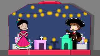 ぶんこラジオ#17 「メキシコの絵馬と人形島と呪術市場ラジオ」