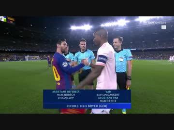 《18-19UEFA CL》 [ベスト8・2ndレグ] バルセロナ vs マンチェスター・ユナイテッド