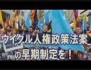 【ウイグルの声#23】世界が米国に求める「ウイグル人権政策法...