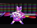 【MMD/プリキュア】 キュアマカロンでマカロン 【中の人繋がり】