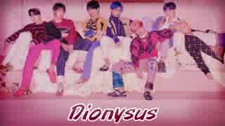 【 BTS 】Dionysus【防弾少年団】【日本語字幕/かなるび】