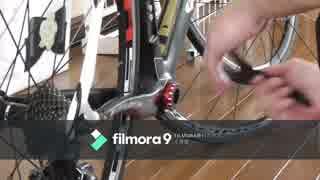 ロードバイク考察とセラミックBB比較