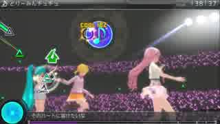 【Project DIVA F2nd】 どりーみんチュチュ 【譜面】