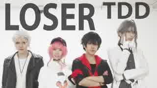 【ヒプマイ】TDDでLOSER踊ってみた【コスプレ】